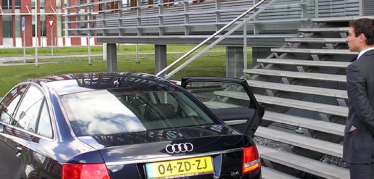 Thuisbrengservice: huur 'n chauffeur